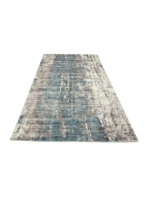 Carpet Handloom Print Grey 200x300 cm India - 100% Viscose