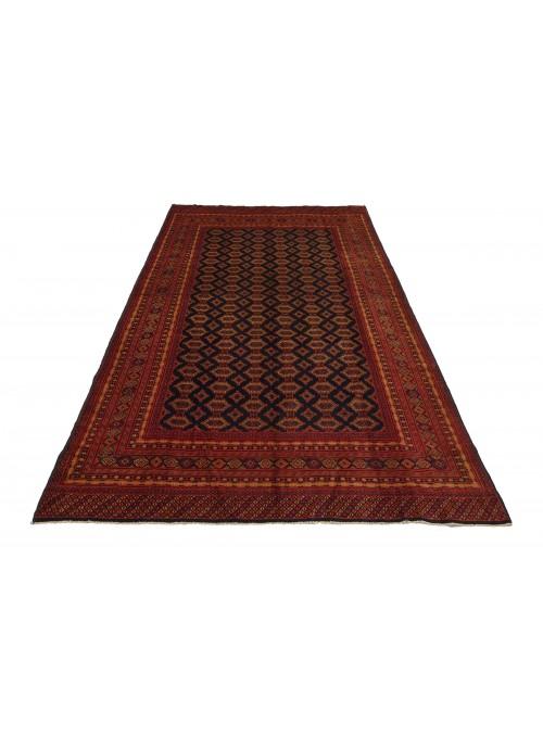 Teppich Mauri Blau 200x290 cm Afghanistan - 100% Schurwolle
