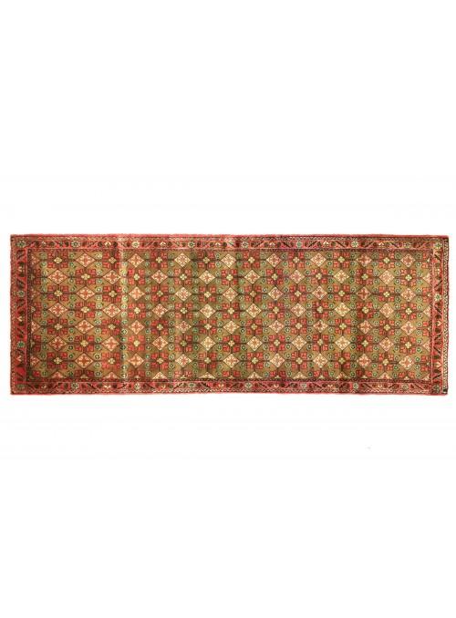 Teppich Hamadan Beige 110x260 cm Iran - 100% Schurwolle