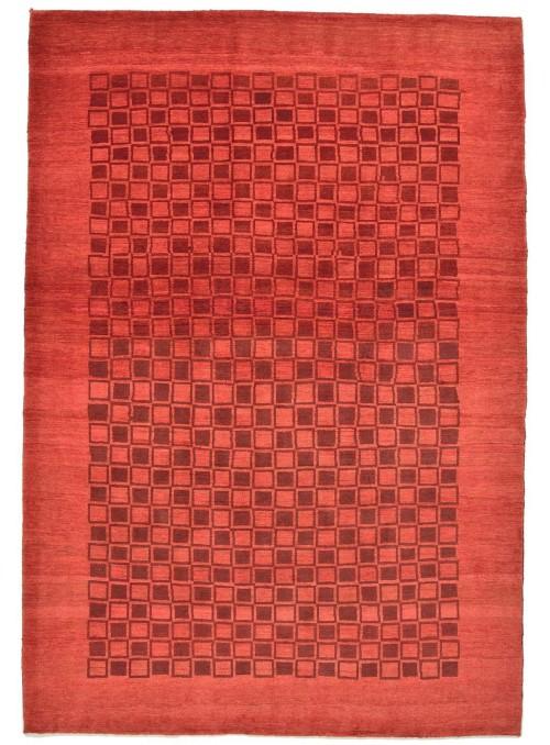 Orientteppich Handgeknüpft Iran Loribaft ca 200x300cm perser Gabbeh 100% Wolle
