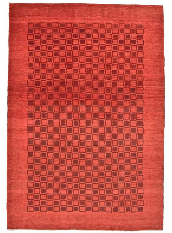 Hand made carpet Persian Gabbeh Loribaft 200x300cm 100% wool