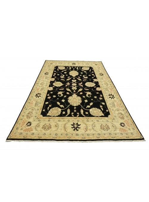 Carpet Chobi Black 210x290 cm Afghanistan - 100% Highland wool