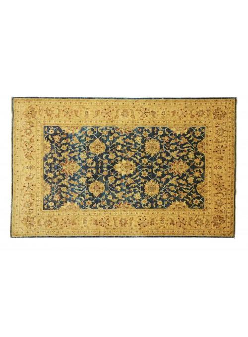 Teppich Chobi Blau 200x280 cm Afghanistan - 100% Hochlandschurwolle
