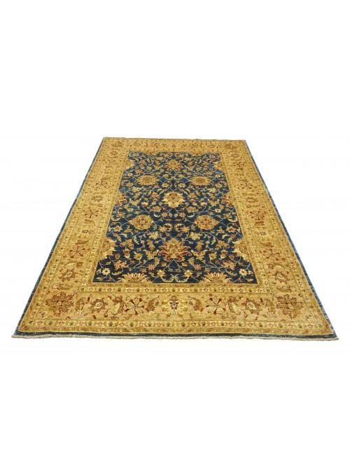 Carpet Chobi Blue 200x280 cm Afghanistan - 100% Highland wool