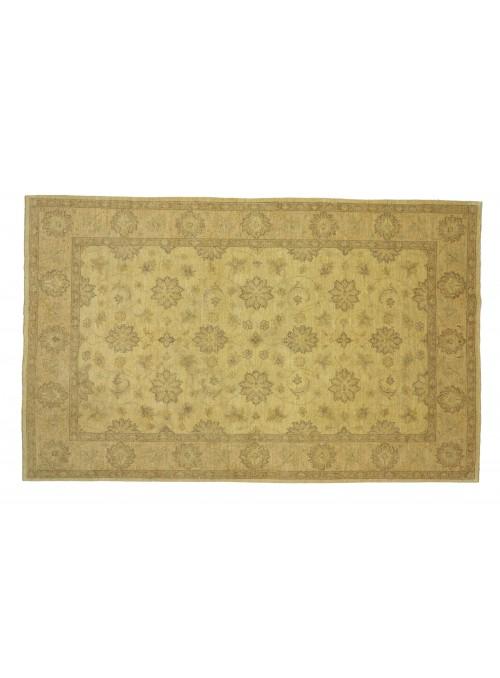 Teppich Chobi Beige 200x290 cm Afghanistan - 100% Hochlandschurwolle