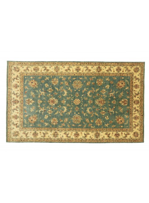 Carpet Chobi Turquoise 200x300 cm Afghanistan - 100% Highland wool