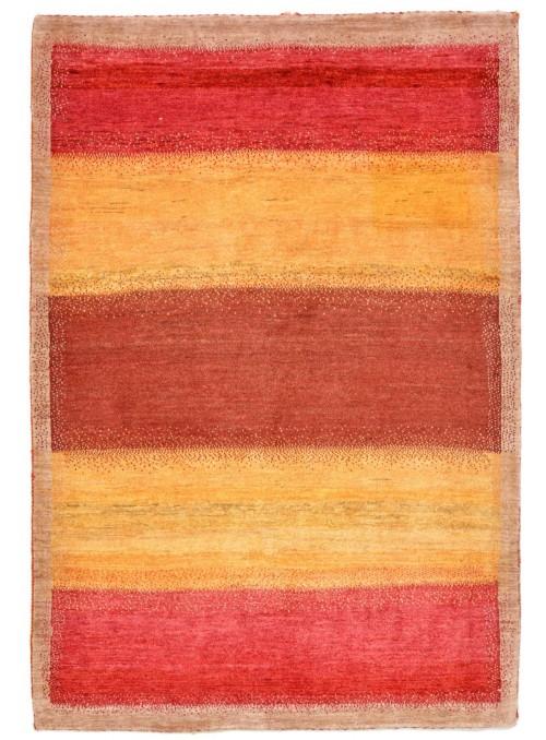 Orientteppich Handgeknüpft Iran Loribaft ca 100x150cm perser Gabbeh 100% Wolle