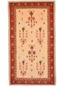 Orientteppich Handgeknüpft Iran Loribaft ca 90x160cm perser Gabbeh 100% Wolle