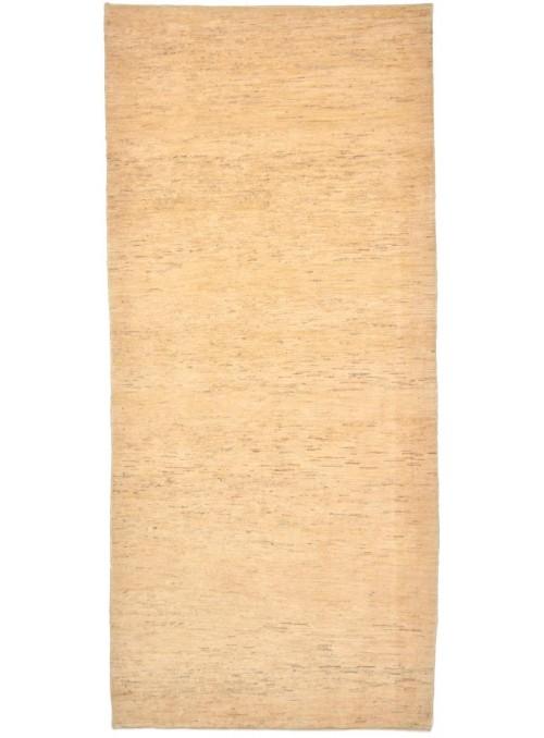 Hand made carpet Persian Gabbeh Loribaft runner 90x200cm 100% wool