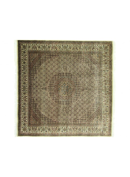 Ekskluzywny ręcznie tkany dywan Tabriz 40Raj Iran wełna i jedwab 250x350cm