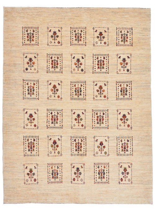 Hand made carpet Persian Gabbeh Loribaft 160x210cm 100% wool