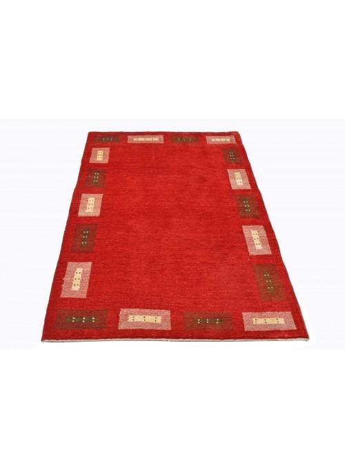 Ręcznie tkany dywan Loribaft Gabbeh Iran 100% wełna ok 110x170cm