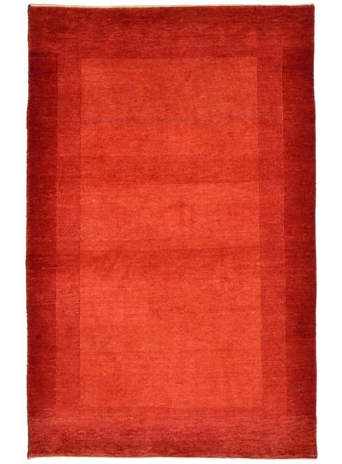 Hand made carpet Persian Gabbeh Loribaft 150x100cm 100% wool