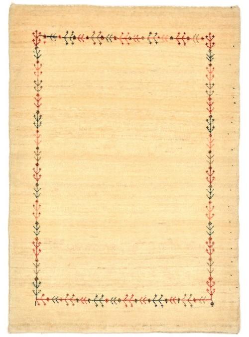 Orientteppich Handgeknüpft Iran Loribaft ca 60x90cm perser Gabbeh 100% Wolle