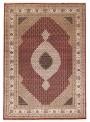 Ręcznie tkany dywan Tabriz Mahi Indie wełna /jedwab 250x350cm