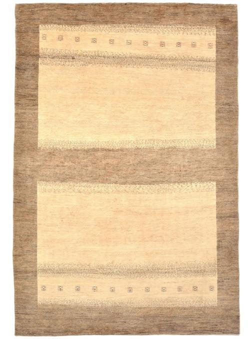 Ręcznie tkany dywan Loribaft Gabbeh Iran 100% wełna ok 200x300cm