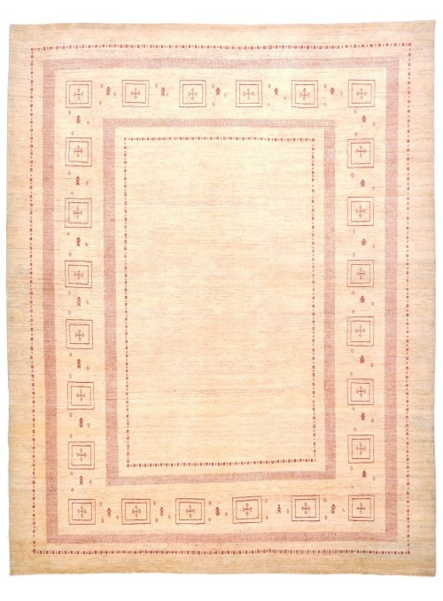 Hand made carpet Persian Gabbeh Loribaft 300x400cm 100% wool