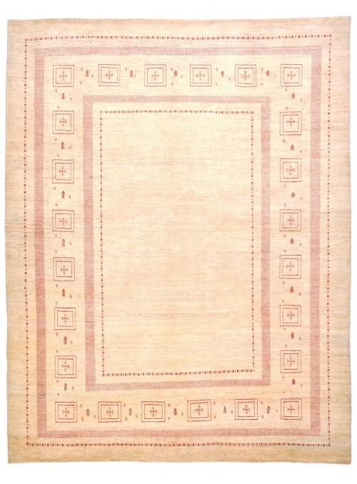 Ręcznie tkany dywan Loribaft Gabbeh Iran 100% wełna ok 300x400cm
