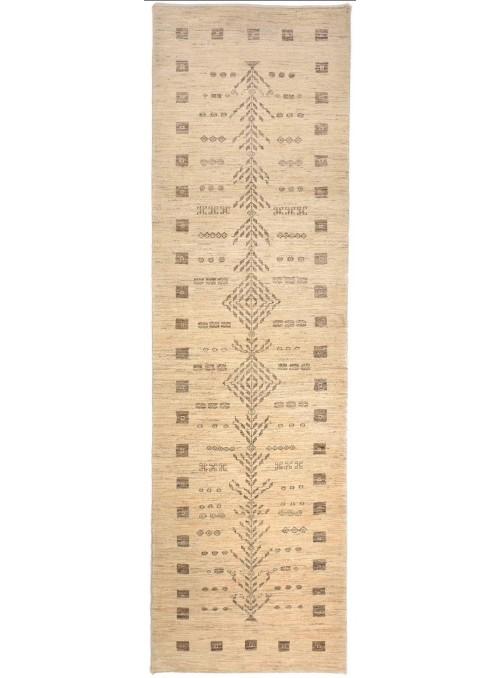 Perser Gabbeh Loribaft Galerie ca. 85x290 cm 100 % Wolle Läufer