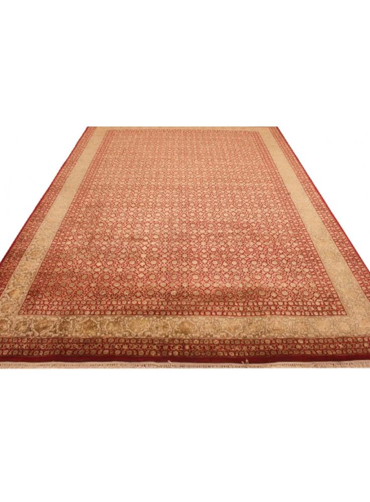 handgeknuepft orientteppich iran tabriz 250x250cm wolle und seide. Black Bedroom Furniture Sets. Home Design Ideas
