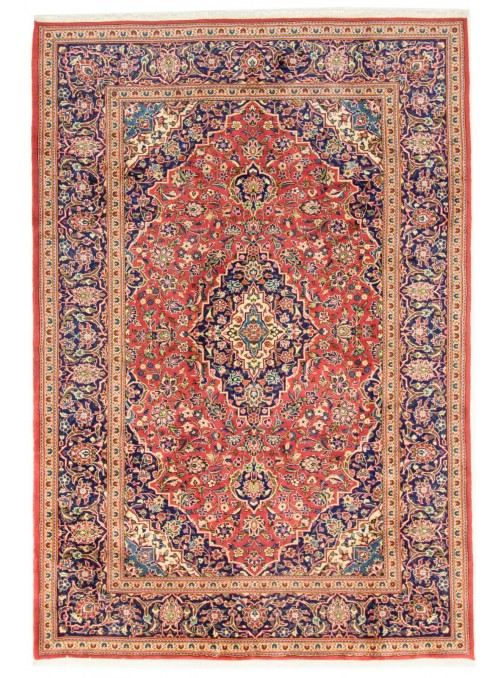 Hand-made persian carpet Ardekan Keshan ca. 200x300cm 100% wool Iran