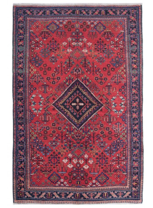 Hand-made persian carpet Keshan ca. 140x200cm 100% wool Iran