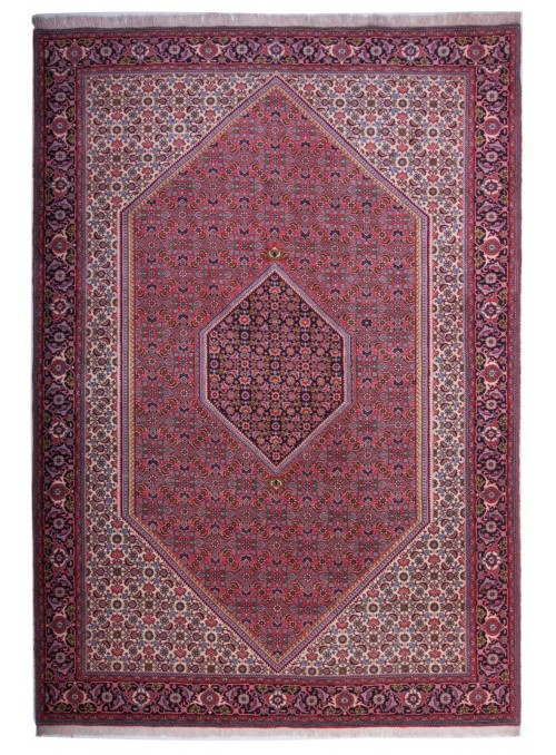 Hand-made persian luxury carpet Bidjar Zandjan ca. 200x300cm 100% wool Iran